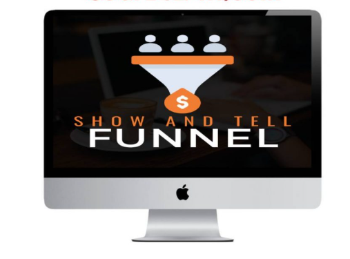 Ben Adkins – Show And Tell Funnel - Full course pay $50 only