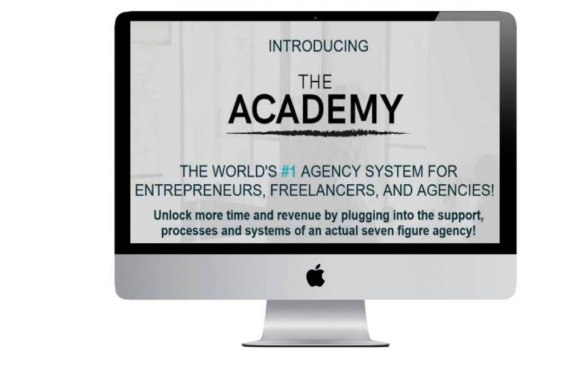 Cat Howell – The Academy Program
