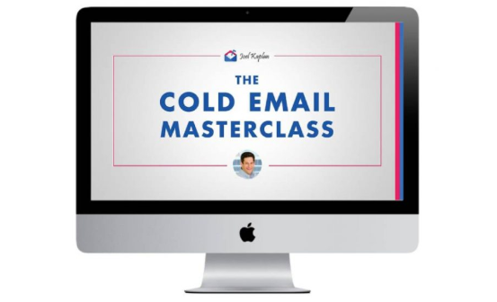 Cold Email Masterclasess with Joel Kaplans - Full course for $50