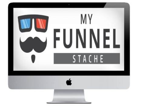 Stephen Larsen – My Funnel stache - Buy now for $20 only