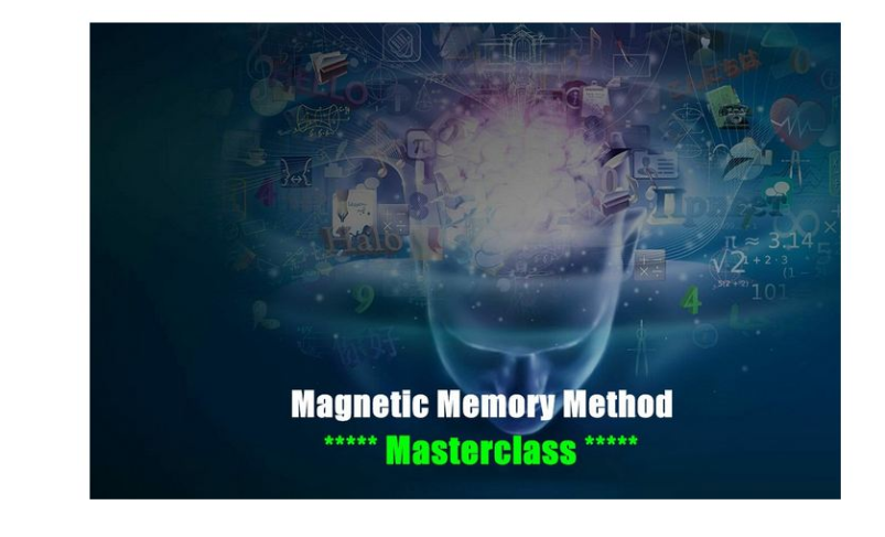 Magnetic Memory Method Masterclass – Anthony Metivier - Full course $20