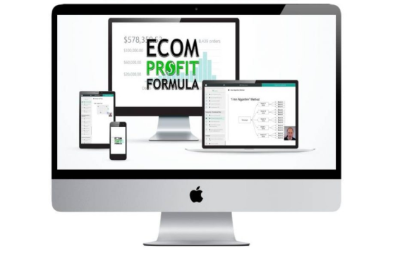 Michael Crist – Ecom Profit Formula - Buy course for amazing price