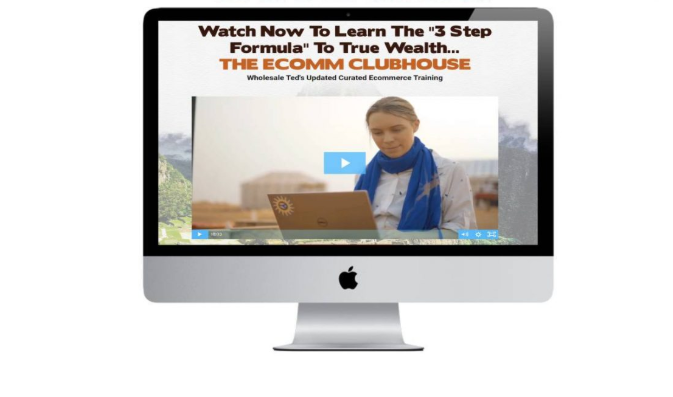 Sarah Chrisp – Ecomm ClubHouse - FULL COURSE $20 ONLY