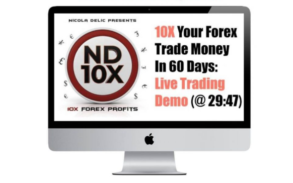 ND10X – 10X Your Money In 10 Days - Full course $20