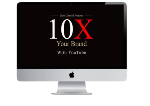 Sean Cannell – 10X Your Brand With YouTube