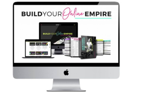 Stef Joanne – Building Your Empire