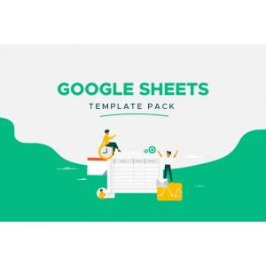 [Download] Google Sheets Template Pack