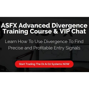 [Download] Advanced Divergence Training Course – ASFX – Trading