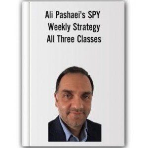 [Download] Ali Pashaei's SPY Weekly Strategy – All Three Classes