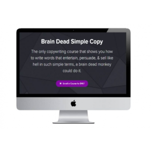 Brain Dead Simple Copy – Nate Schmidt - Full course download $50
