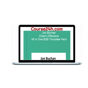 Charm Offensive – All In One B2B Template Pack - Full course $50