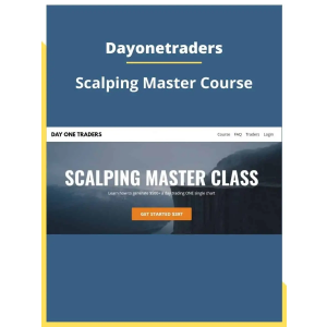 [Download] Dayonetraders – Scalping Master Course