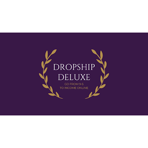 Dropship Deluxe - Matt Riley - Download -  Full course download - $35