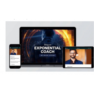 Being an Exponential Coach – Rich Litvin - Full course $20
