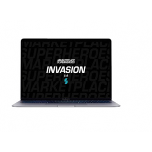 Marketplace Superheroes – Invasion 2.0 - Full course for $20 only