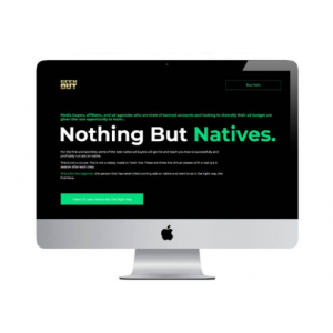 James Van Elswyk – Nothing But Natives - Full course $20 only