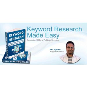 [Download] Anil Agarwal – BloggersPassion – Proven Keyword Research