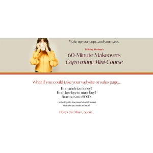 [Download] Laura Belgray – 60-Minute Makeovers Copywriting Course