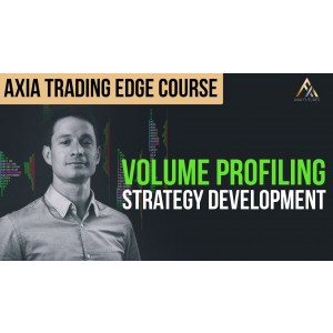 [Download] Axia Futures – Volume Profiling with Strategy Development