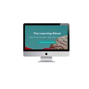 Michael Simmons – The Learning Ritual Course - Full course $200