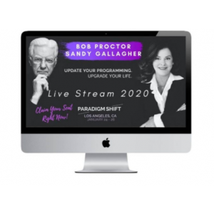 Paradigm Shift – Bob Proctor 2020