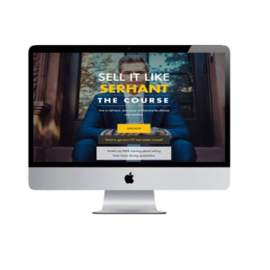 Ryan Serhant – Sell It Like SERHANT – The Course - $20 Only Cheap!