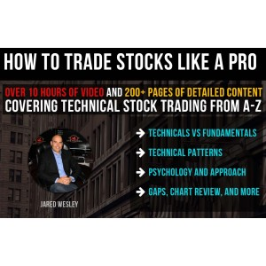 [Download] Live Traders – Technical Stock Trading by Jared Wesley